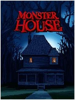 دانلود بازی خانه هیولا ترسناک و فکری برای موبایل جاوا monster house