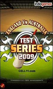 دانلود موبایل تست کریکت لایت برای موبایل Eng. vs Aus. Test Cricket Lite