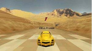 دانلود بازی  موبایل سیمبین مسابقه بر روی مسیر کورا KORa Road Race 3D