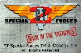 بازی موبایل استراتژیک نیروهای ویژه CT Special Forces Back to Hell