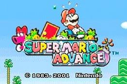 دانلود بازی موبایل سوپرماریو پیشرفته نسخه سیمبین Super Mario Advance