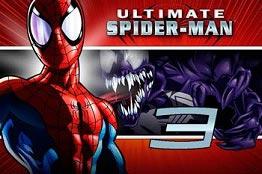 دانلود موبایل بینهایت مرد عنکبوتی - اسپایدرمن برای سیمبین Ultimate Spider-Man