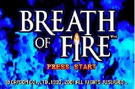دانلود موبایل نفس آتش Breath of Fire برای سیمبین