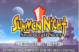 دانلود بازی احضار شب برای سیمبین Summon Night: Swordcraft Story