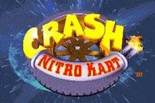 دانلود بازی کراش ماشینی برای سیمبین Crash Nitro Kart