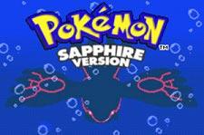 دانلود موبایل بازی عکس پوک من برای سیمبین Pokemon: Sapphire Version