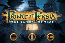 دانلود موبایل بازی شاهزاده ایرانی Prince of Persia: The Sands of Time