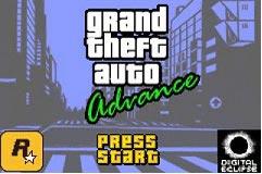 دانلود موبایل بازی جی تی ای برای سیمبین GTA (Grand Theft Auto Advance )