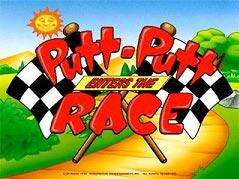 دانلود موبایل بازی سیمبین ماشین های مسابقه Putt-Putt Enters the Race