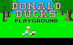 دانلود بازی سیمبین ماجراهای دانل داک Donald Ducks Playground