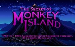 دانلود موبایل بازی رازهای سرزمین میمون ها نسخه سیمبین The Secret of Monkey Island