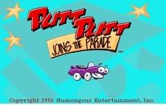 دانلود موبایل بازی برای کودکان Putt-Putt Joins the Parade نسخه سیمبین