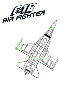 دانلود بازی هواپیمایی جنگنده هوایی اف 16 برای موبایل جاوا