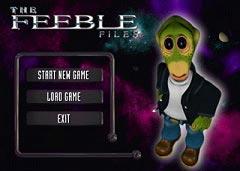 دانلود موبایل بازی سرگرم کننده موبایل The Feeble Files نسخه سیمبین