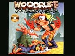دانلود بازی سرگرم کننده موبایل The Bizarre Adventures of Woodruff and the Schnibble برای سیمبین