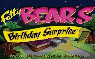 دانلود بازی سیمبین سورپرایز روز تولد Fatty Bear's: Birthday Surprise
