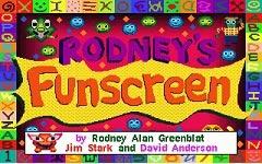 دانلود بازی سرگرم کننده سیمبین Rodney's FunScreen