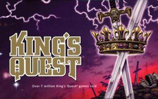 دانلود موبایل بازی جستجوی سلطان King's Quest برای سیمبین
