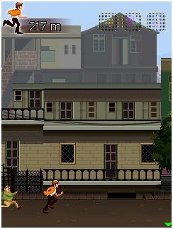 دانلود موبایل بازی جاوا رکورد زنی برفی Barfi