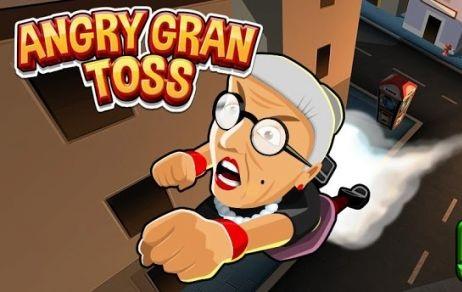 دانلود بازی موبایل اندروید مادربزرگ عصبانی با فرمت اندروید