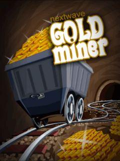 دانلود بازی موبایل معدن طلا Gold miner با فرمت جاوا