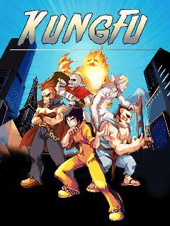 دانلود بازی موبایل کونگ فو Kung fu با فرمت جاوا