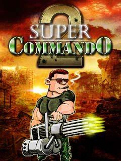 دانلود بازی موبایل خفن سوپر کوماندو 2 با فرمت جاوا