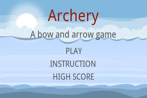 دانلود بازی تیر و کمان Archery برای اندروید