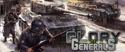 دانلود بازی استراتژیک ژنرال ها  Glory of Generals HD  برای اندروید