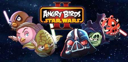 دانلود بازی پرندگان خشمگین Angry Bird Star Wars 2 برای اندروید