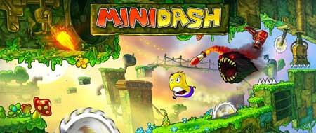دانلود بازی جذاب Mini Dash برای اندروید