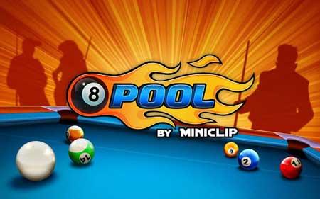 دانلود بازی بیلیارد 8Ball Pool برای اندروید