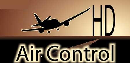 دانلود بازی هواپیمایی Air Control HD برای اندروید