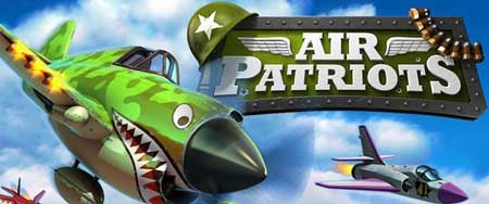دانلود بازی جذاب خلبانی هواپیما Air Patriots برای اندروید