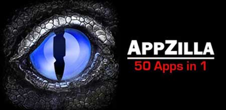 دانلود نرم افزار کاربردی  AppZilla برای اندروید