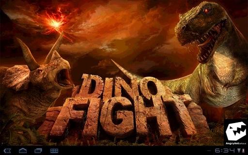 دانلود بازی مبارزه دایناسورها DinoFight برای اندروید
