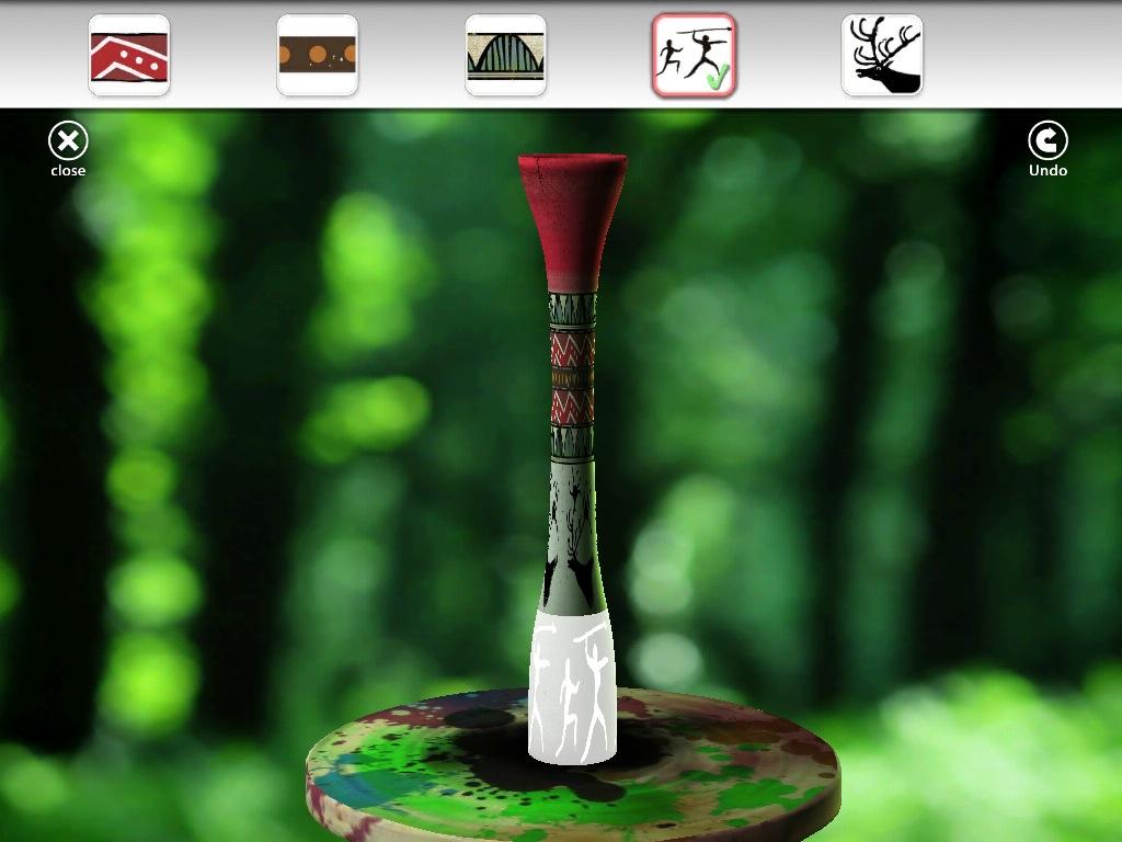 دانلود بازی ساده و آسون سفالگری برای اندروید Lets Create Pottery
