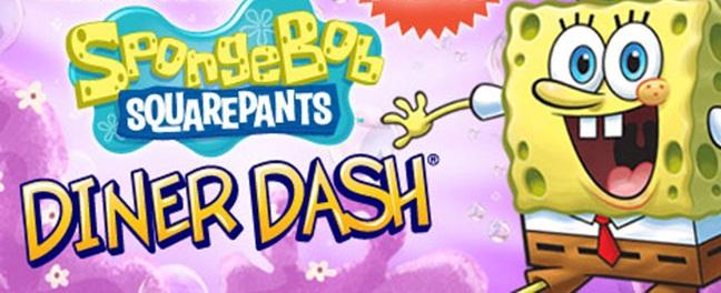 دانلود بازی باب اسفنجی برای گوشی و موبایل اندروید SpongeBob Diner Dash