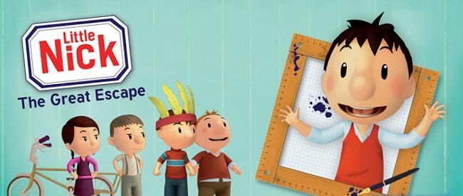 دانلود بازی لذتبخش و زیبا Little Nick The Great Escape برای اندروید