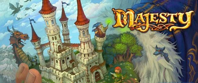 دانلود بازی دفاع از قلعه Majesty Fantasy Kingdom Sim برای اندروید