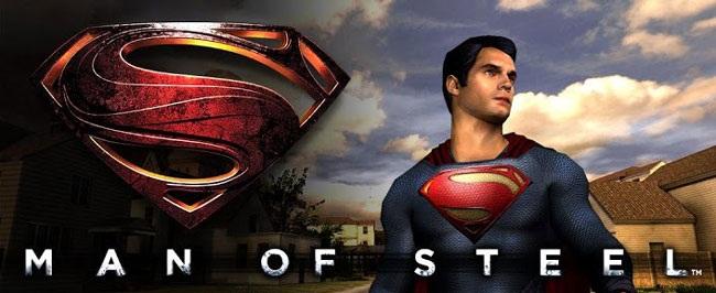 دانلود بازی سوپر من Man of Steel برای اندروید