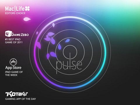 دانلود بازی فکری ساده برای موبایل Pulse  Volume One برای اندروید