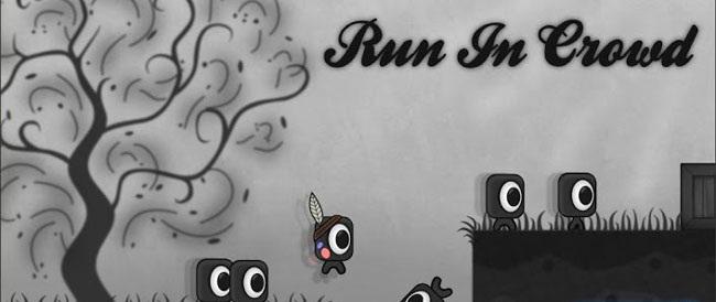 دانلود بازی رکورد زنی برای اندروید Run In Crowd