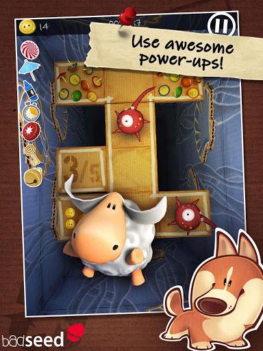 دانلود بازی سرعت عملی Sheep Up برای اندروید