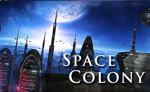 دانلود لایو والپیپر جدید جذاب Space Colony برای اندروید