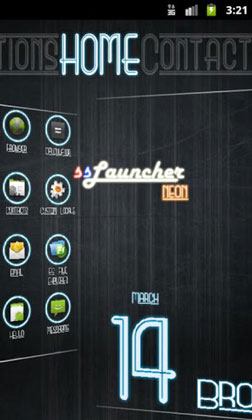 دانلود لانچر جدید ssLauncher the Original برای اندروید