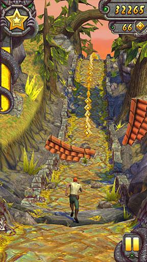 دانلود بازی معروف و پرطرفدار برای موبایل اندروید Temple Run 2