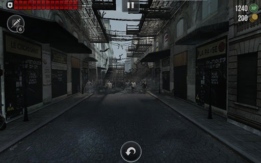 دانلود بازی جنگ جهانی برای موبایل اندروید World War Z