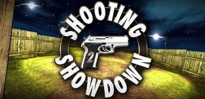 دانلود نسخه جدید بازی شبیه سازی تیر اندازی Shooting Showdown 2 v1.4.4 برای اندروید