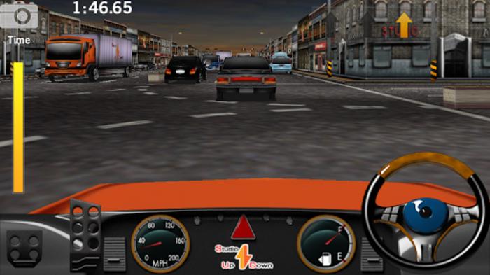 دانلود بازی رانندگی حرفه ای Dr. Driving برای موبایل اندروید